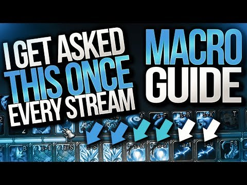 Why Do Pros Have 2 Of The Same Spell On Bars?- Macro Tips & Guide - Cdew - Cdews & Cdonts #3