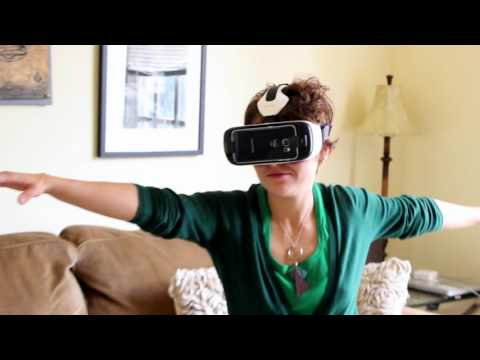 Virtual Reality Meets Yoga Master