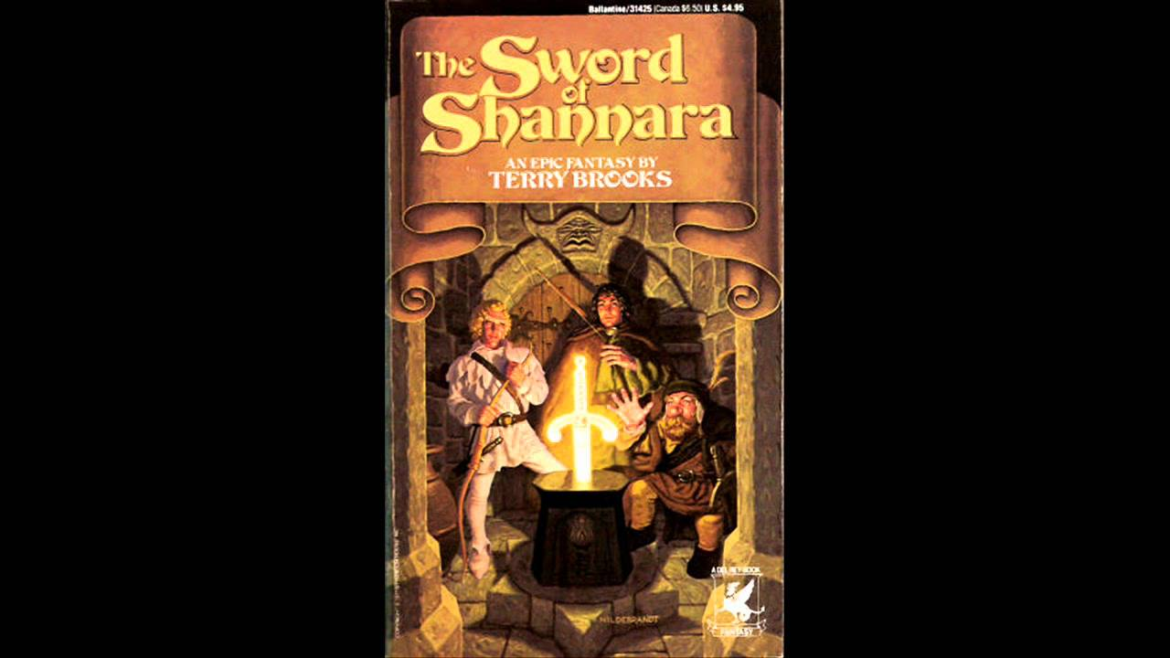"""Whisper 26:(audio cleaned up?) """"The Sword of Shannara"""