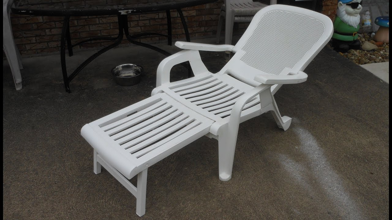 Grosfillex Madras Lounge Chair In Depth Review