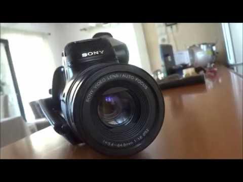 Sony - Ccd Fx280e