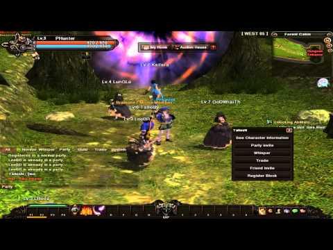 Rusty Hearts Online Gameplay 2