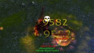 80 fury warrior PVP voodoochile!