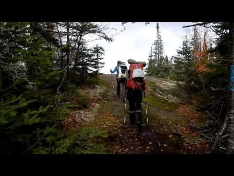 Superior Hiking Trail - Minnesota - Temperance River to Cascade River