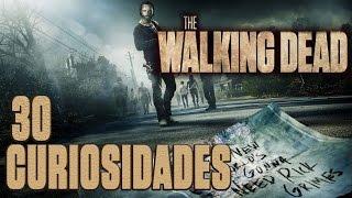 30 CURIOSIDADES THE WALKING DEAD l Quiño NES