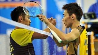 lee chong wei vs lin dan final badminton all england open 2009