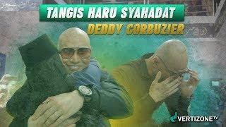 tangis haru syahadat deddy corbuzier