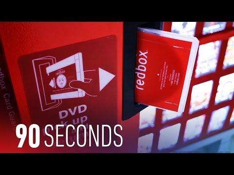 If Redbox has hit the limit on DVD rental kiosks, what's next?