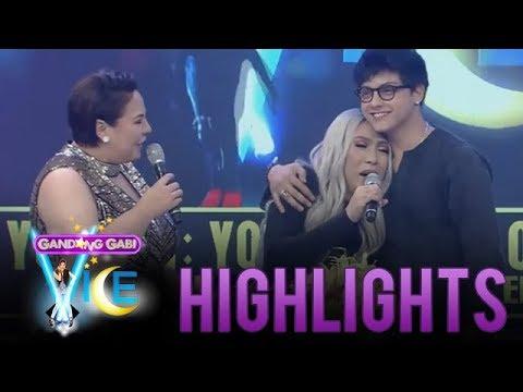 GGV: Daniel Padilla and Karla Estrada surprise Vice Ganda