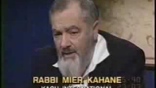 rabbi meir kahane vs jerome segal part 2 of 5