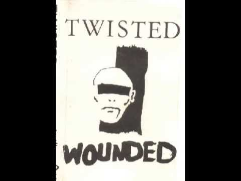 Twisted (Riverside) - [1987] Wounded tape