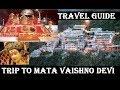 # VLOG Trip to Mata Vaishno Devi • Journey from Delhi to Katra