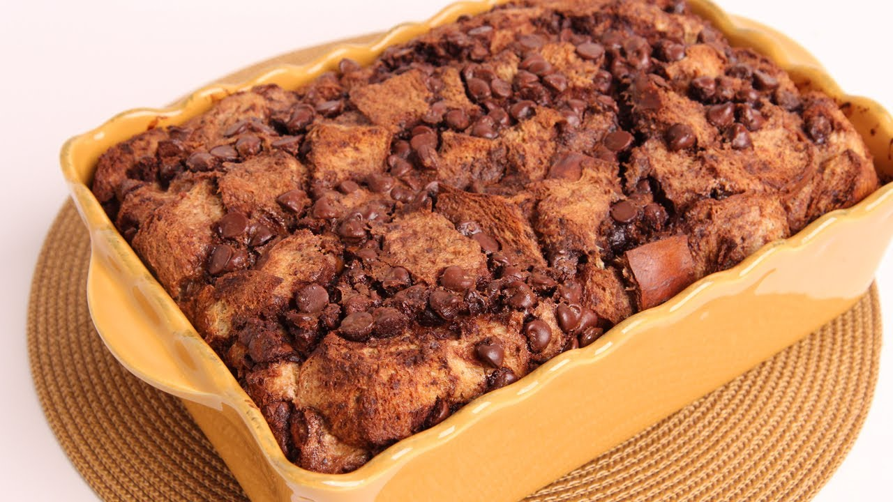Chocolate Bread Pudding Recipe chocolate bread pudding recipe - laura ...