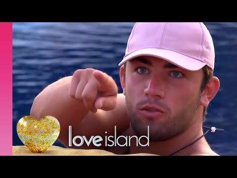 Jack Gives Dani and Alex a Swift Lesson in Nature   Love Island 2018