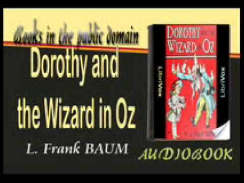 Dorothy and the Wizard in Oz Audiobook L. Frank BAUM