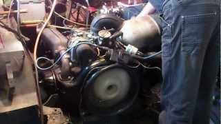 Premiers tours moteur Ami8 de 1969