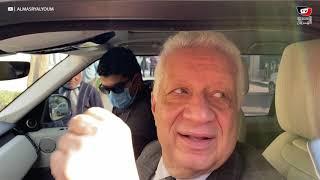 تعليق ساخر من مرتضى منصور عقب تأجيل جلسة إيقافه لمدة ٤ سنوات من اللجنة الأولمبية