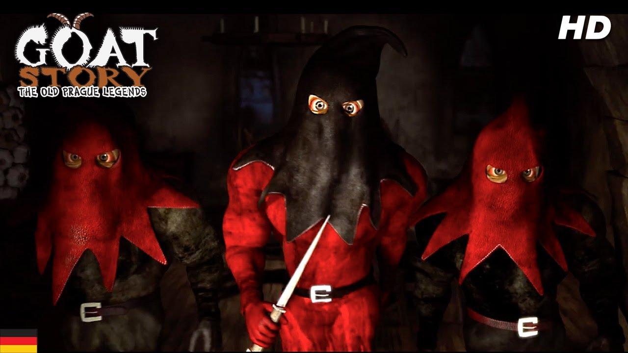 Schlau wie eine Ziege - Die Legenden werden lebendig  - Animation - Ganzer Film Deutsch