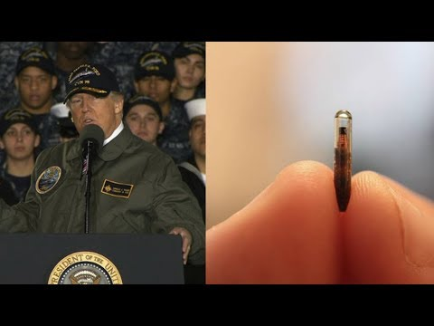 MICROCHIPPING OUR MILITARY! (SCIENCE TECHNOLOGY)