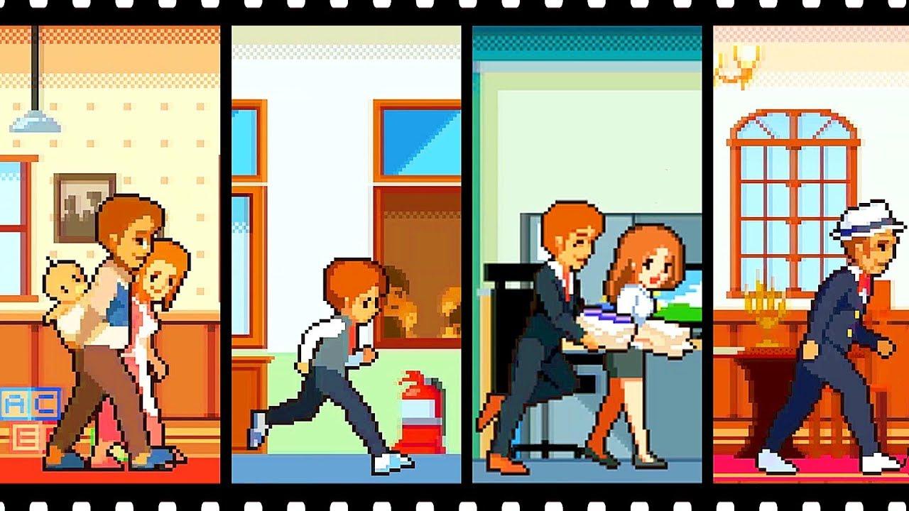 【小熙解說】人生模擬器 5分鐘體驗一次人生! 你會選怎樣的人生?Life is a Game - YouTube
