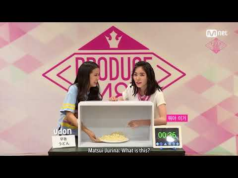 [ENG SUB] PD48 48 Special - Hidden Box Mission | Kim Dahye (Banana Culture) vs Matsui Jurina (SKE48)