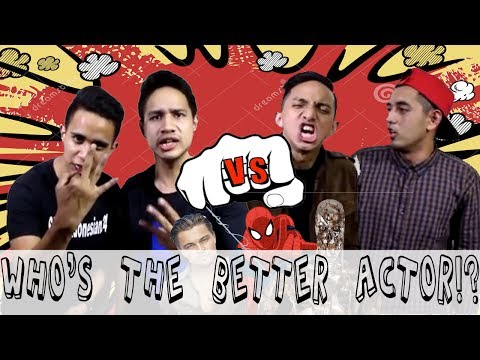 YOUTUBERS VS COMEDIANS #3 (INDONESIA)