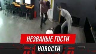 Трое в масках напали на букмекерскую контору в Алматы