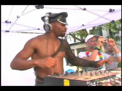 BPM|TV Spotlight : featuring Deko-Ze at Toronto Gay Pride Festival in 2006