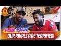 Man Utd Back and So are Arsenal LOL! Flex and Rants MUFC Real Talk