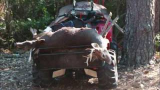 Processing A Deer - Skinning And De-boning - No Time Wasted Gutting Your Game