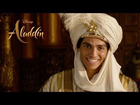"Disney's Aladdin - ""Worlds Review"" TV Spot"