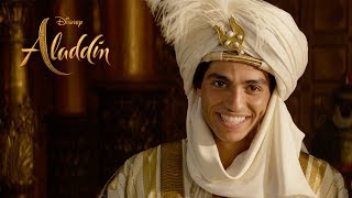 "Disney's Aladdin ""Worlds Review"" TV Spot"