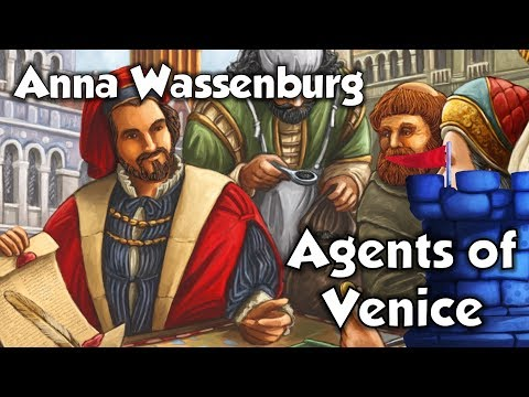 Marco Polo: Agents of Venice Expansion Review with Anna Wassenburg