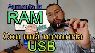Aumentar RAM con memoria USB o SD   Toda la verdad