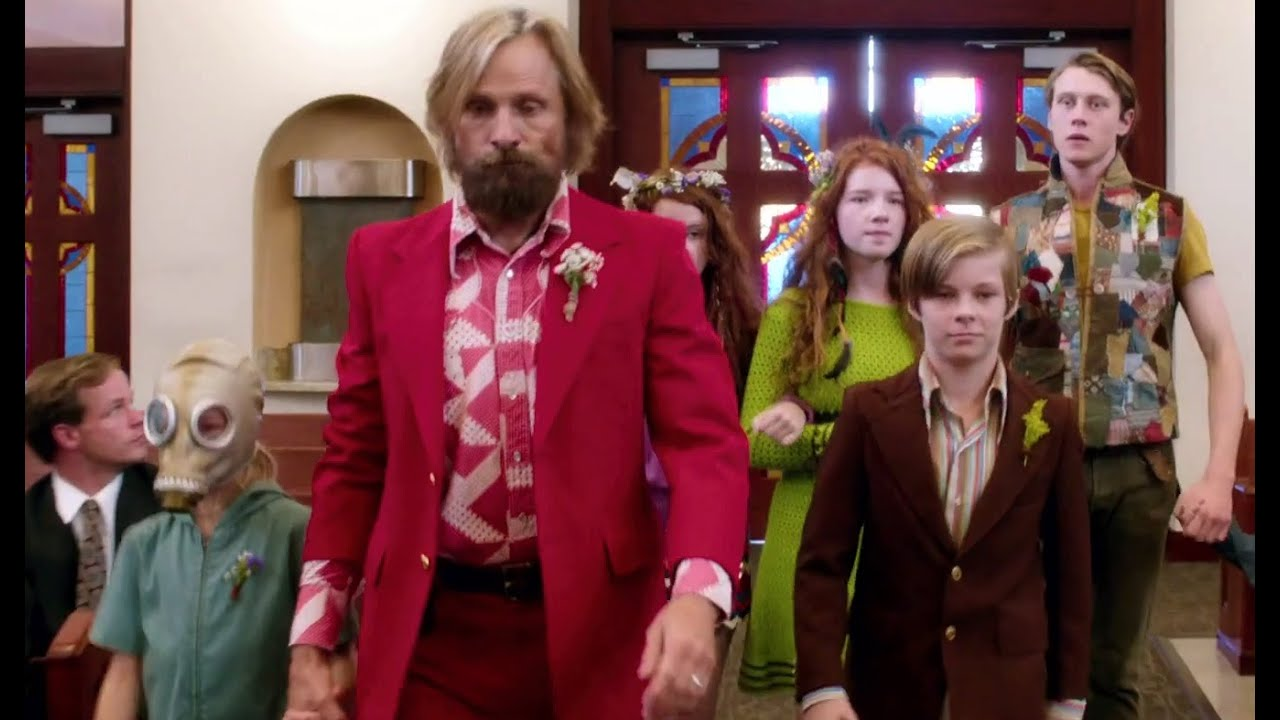 「captain fantastic movie」の画像検索結果