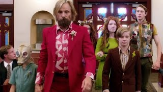 CAPTAIN FANTASTIC Official Trailer (2016) Viggo Mortensen Drama Movie HD