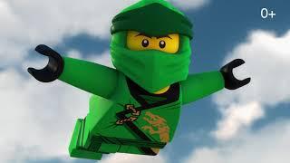 Истории Монастыря Кружитцу - Золотой и зеленый - LEGO Ninjago