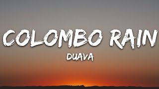 Duava - Colombo Rain (Lyrics) [7clouds Release]