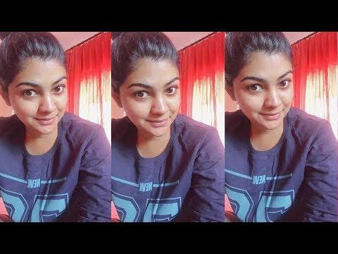 Sun TV Vani Rani & Roja Serial Actress Shamily Sukumar Facebook Live | Tamil Serial Actress |