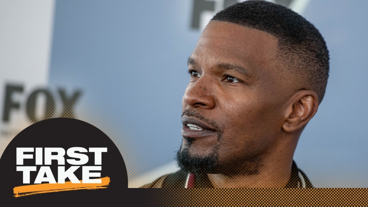 573e5b36feaa Jamie Foxx  There are two reactions when you hear  LeBron James ...