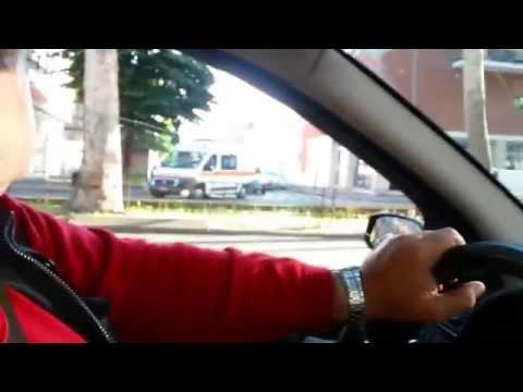 |Ambulance + Doctor Car + Police_Italy| Ambulanza + Auto Medica + Polizia Locale a Milano