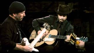 Jack White Jimmy Page The Edge Play Guitar Hd