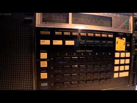 01 05 2014 Radio Ethiopia in English 1604 on 7237,2  Addis Ababa Gedja