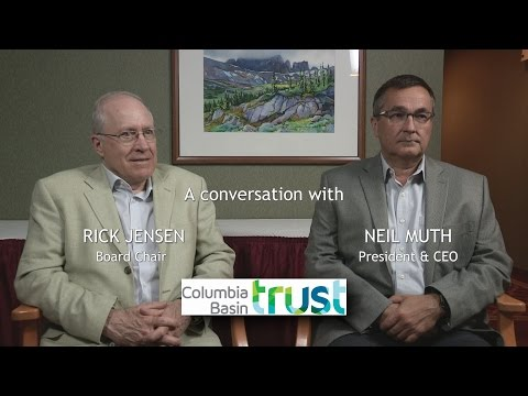 A Conversation with the Columbia Basin Trust - Valemount, BC