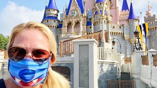Live from Magic Kingdom Reopening Day