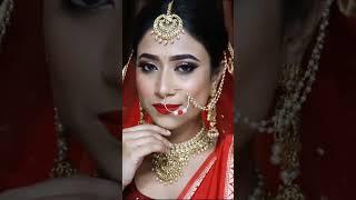 Bridal Makeup   #shorts   SUGAR Cosmetics