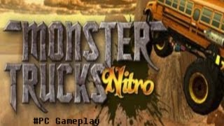 Gameplay - Monster Truck Nitro PC