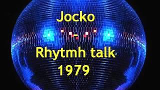 Jocko    Rhythm talk 1979 djcésar