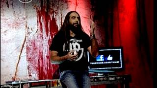 Outloud, Mahakala, Planet of Zeus, Sebastian Bach (TV WAR 28/4/14)