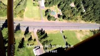 J3 Flight Hood River